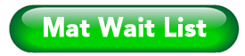 mat wait list green Button with avenir